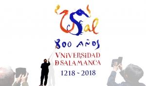 800 años Universidad de Salamanca con Amigos & Arte 1.jpg