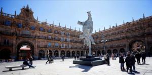 800 años Universidad de Salamanca con Amigos & Arte 2